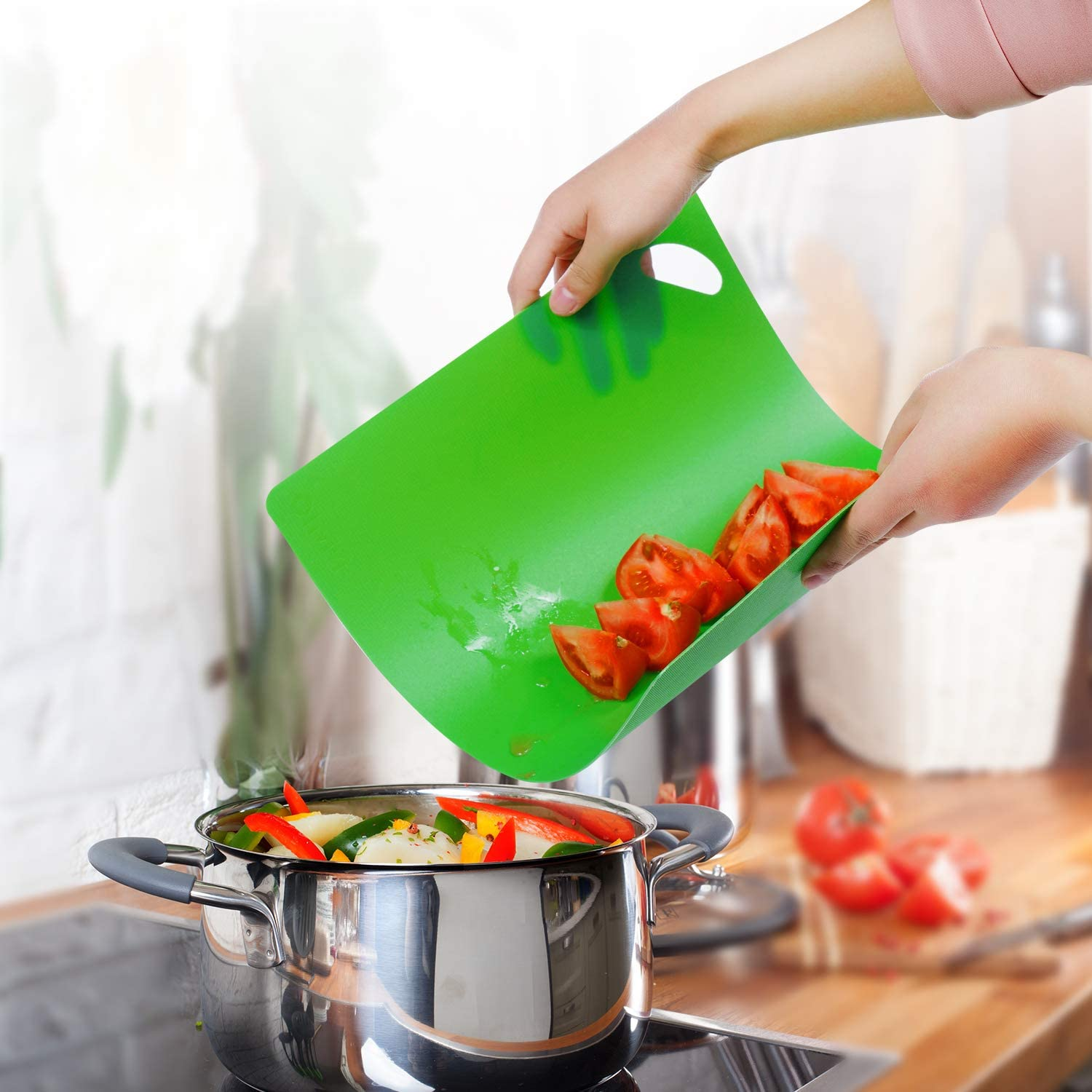 Kitchen Plastic Cutting Board
