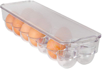 14 Compartments Kitchen Plastic Egg Holder