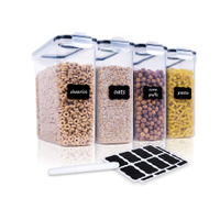 2.5L Food Storage Container Set