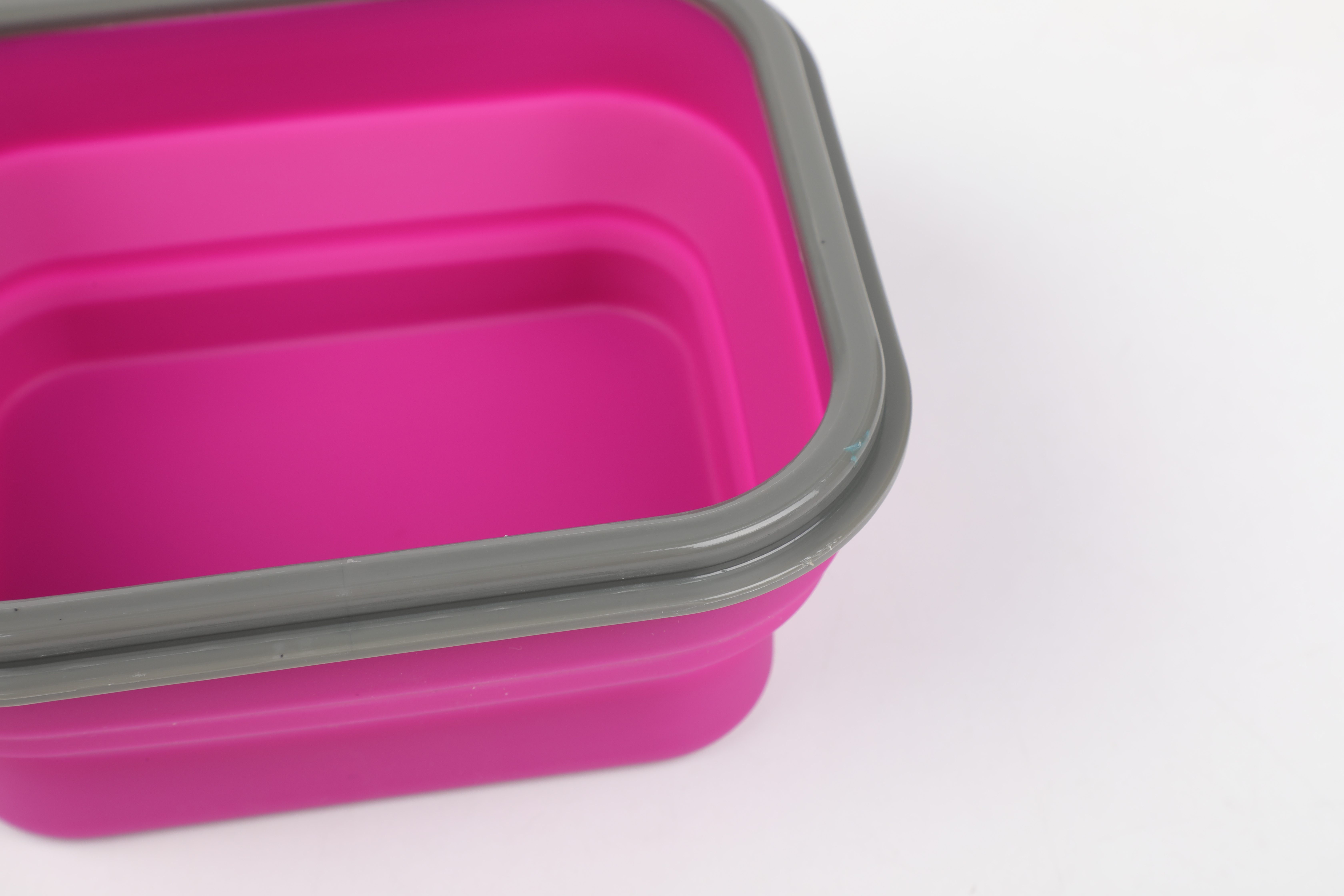 Foldable Lunch Bento Box with Spoon