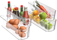Stackable Fridge Organizer