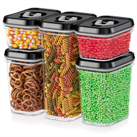 5PCS Set Kitchen Pantry Organization And Storage