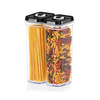 2PCS 2.3L Set Kitchen Pantry Organization And Storage